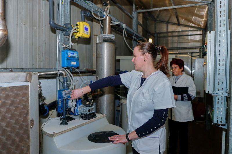 BETAK: Stație de epurare ape uzate – rezultat al unui impresionant proiect de cercetare