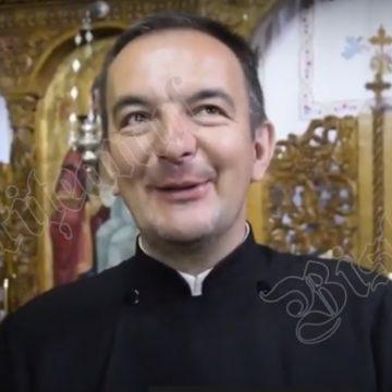 """VIDEO: Mărturia preotului care a învins Covid: """"Mulți au spus că e o pedeapsă de la Dumnezeu, eu cred că e o încercare"""""""