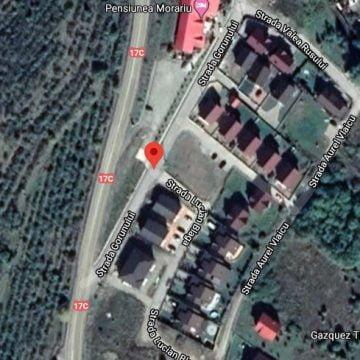 La mai bine de doi ani de când s-a surpat, strada Gorunului se închide! CÂT durează lucrările: