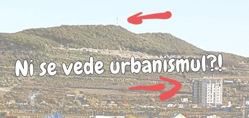 Ni se vede urbanismul?! Doi primari, același dispreț față de oraș
