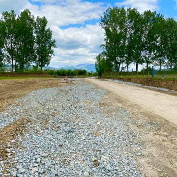 VESTE BUNĂ: Lucrările pe Valea Ghinzii, finalizate cu un an mai repede!