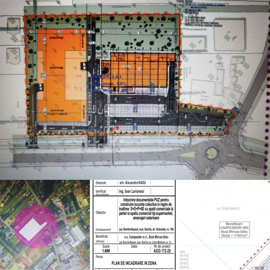 EXCLUSIV: Dr. Mircea Gelu Buta se bagă în imobiliare, cere bloc cu 9 etaje în Subcetate! Șefele de la Urbanism fac cadou o reducere de 10 la sută la spațiu verde, o îndemână de vreo 100.000 Euro
