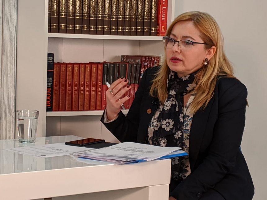 VIDEO. Cristina Iurișniți, deputat USR: Educația sanitară în școli este o necesitate