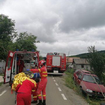 FOTO DIPȘA: A dat foc la casă și apoi s-a agățat în ștreang