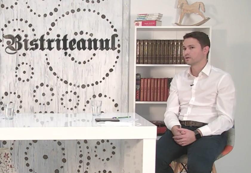 VIDEO – Robert Sighiartău (PNL): Măsuri active pentru antreprenori