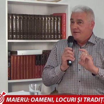 VIDEO. Moment SPECIAL, la Bistrițeanul Live: Primarul din Maieru vă cântă o priceasnă dedicată Duhului Sfânt, de Rusalii
