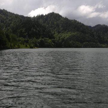 FOTO/VIDEO: A crescut apa în lacul Colibița cu 40 de cm! CARE e situația și modul de prevenire a unei nenorociri: