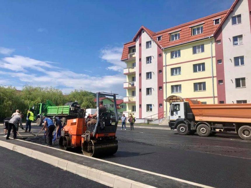 Cristian Niculae: Încheiem asfaltările și începem lucrările la locul de joacă și la parcări în Subcetate