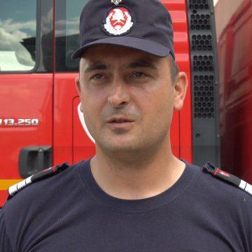 VIDEO – Pompierul erou de la Rodna: Născut pentru a-i salva pe ceilalți