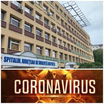 NU e glumă: Spitalul Județean e plin de bolnavi COVID 19! CINCI sunt în Terapie Intensivă