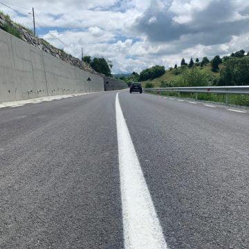 FOTO: Lotul 5 din Poarta Transilvaniei a fost finalizat și recepționat