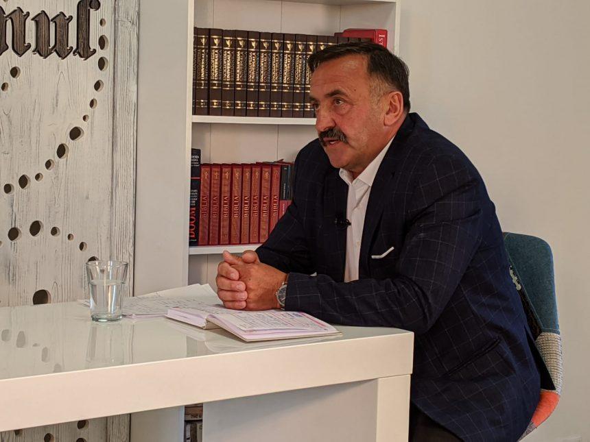 FLAVIU LUPȘAN, primar în Lunca Ilvei de peste 20 de ani: Pe ce anume se va concentra strategia de dezvoltare a comunei, în următorii patru ani