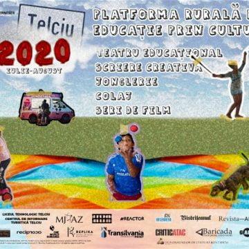 Telciu 2020: Ocazie extraordinară, pentru copiii și tinerii din zonă!