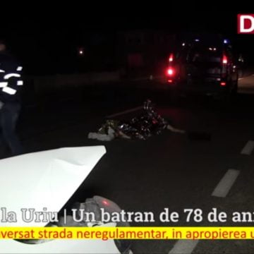 VIDEO: Trimis în judecată la patru ani de când a omorât un bunic, în Uriu