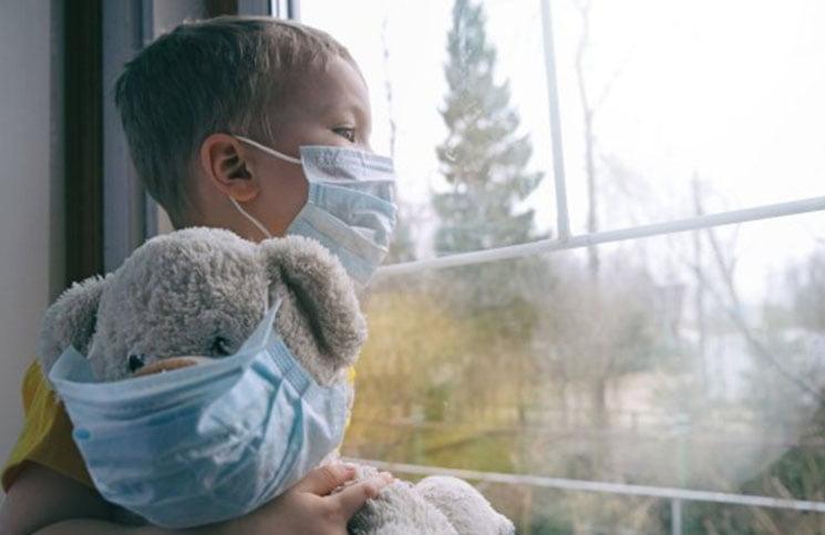 20 de copii din Bistrița-Năsăud, infectați cu COVID-19