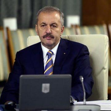 Cu alegeri care bat la ușă, bistrițeanul Vasile Dâncu a fost numit președinte interimar al Consiliului Național al PSD