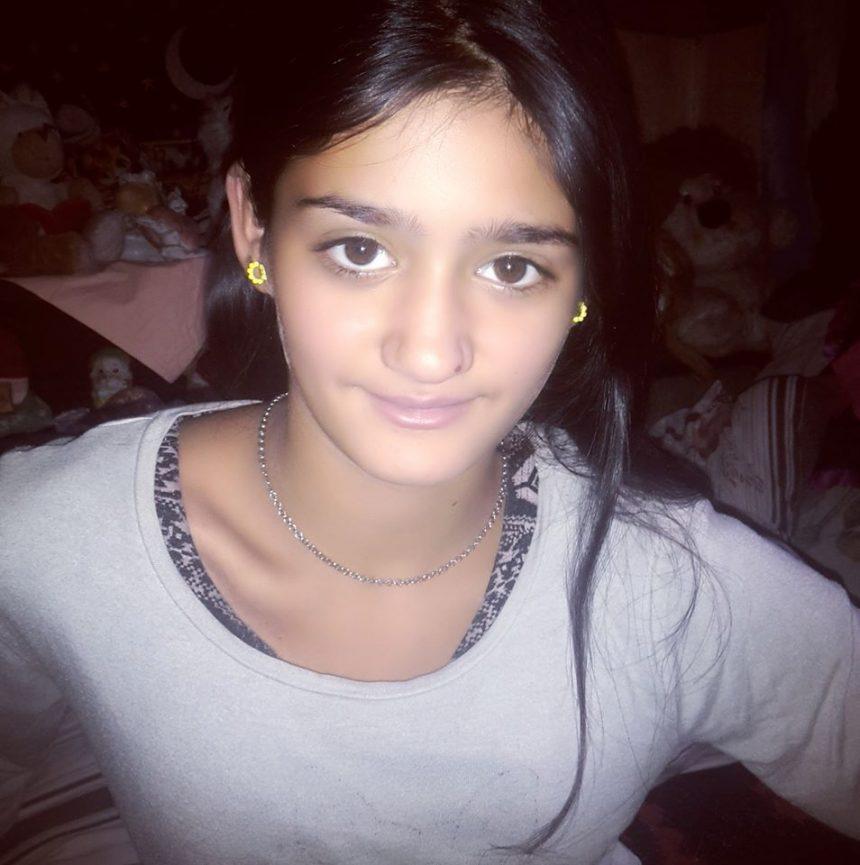 Copila din Arcalia dispărută de acasă a fost găsită