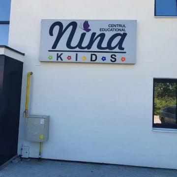 FOTO/VIDEO: BUCURIE !!! Nina Kids mai deschide un spațiu unde copiii să fie iubiți și fericiți!