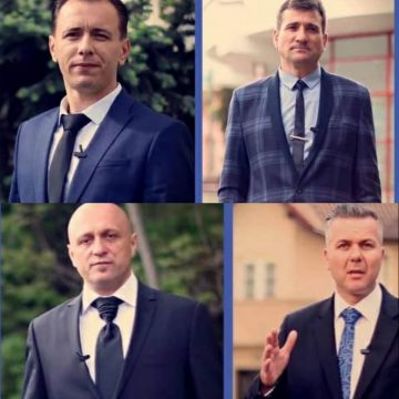 Au început transferurile de politicieni între PSD și PNL și în Bistrița-Năsăud