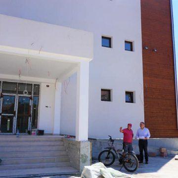 Cristian Niculae: Cea mai spectaculoasă parte a proiectului de reabilitare a Liceului de Muzică va fi amfiteatrul în aer liber