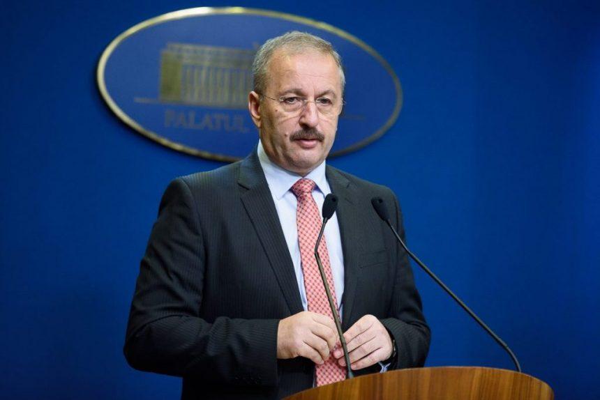 """Radu Moldovan: """"Vasile Dâncu a refuzat să preia conducerea PSD"""""""
