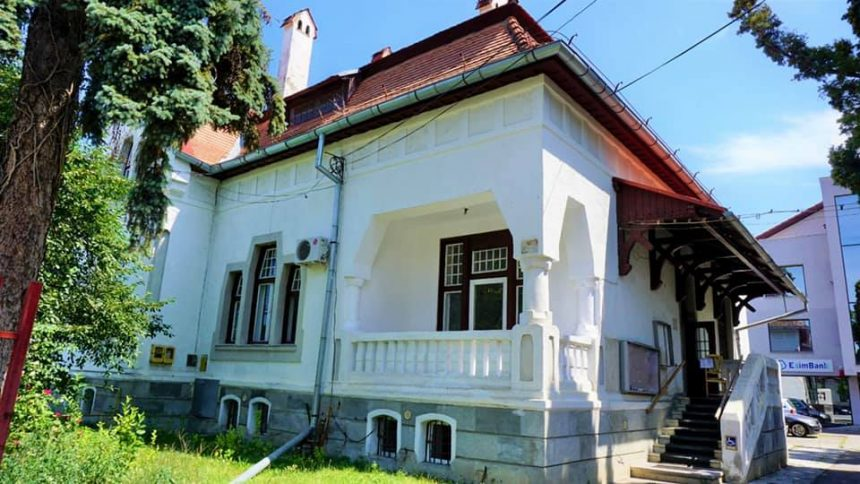 În sfârșit, un nou sediu pentru Palatul Copiilor din Bistrița…!