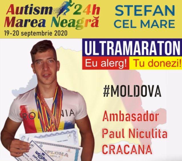 Un sportiv din Susenii Bârgăului are de gând să alerge 100 de kilometri în 24 de ore, într-un maraton special…!