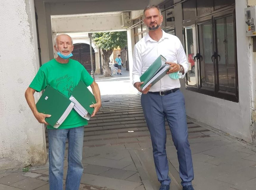 Ciobănică nu mai are ce conduce. Organizația municipală a Partidului Verde a demisionat în masă