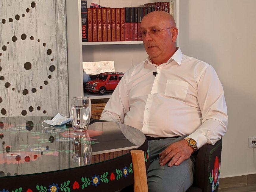 VIDEO: Gavril Mureșan, directorul Electroplast, despre calitatea care poate salva vieți. Sau care, ignorată, provoacă adevărate catastrofe