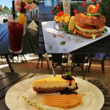 FOTO: Limonade din fructe proaspete și hamburgerul marinarului te așteaptă în fiecare zi la cea mai nouă terasă de pe Pietonal