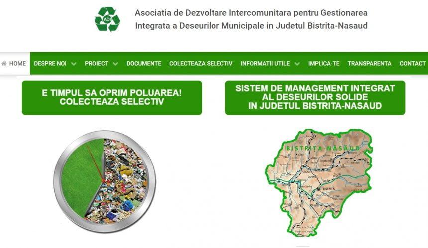 CONCURS pentru ocuparea funcției de director executiv al ADI Deșeuri în Bistriţa-Năsăud