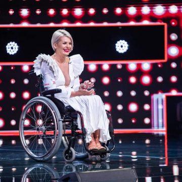 Bistrițeanca Anamaria German, pe scena X Factor