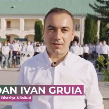 Bogdan Ivan Gruia – 250 de tineri pentru viitorul unui județ: Bistrița-Năsăud!