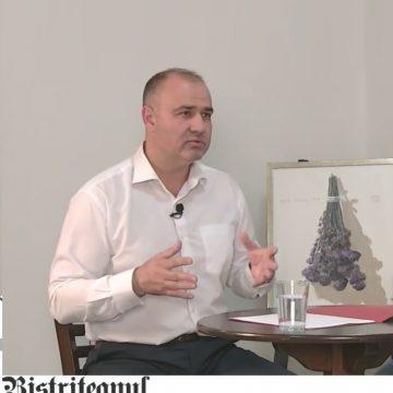 VIDEO – Cristian Marius Niculae face un apel la responsabilitate către toți profesorii din Bistrița