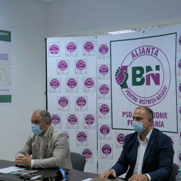 Echipa Radu Moldovan – Cristian Marius Niculae – un motor de dezvoltare locală pentru bistrițeni!