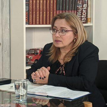 """VIDEO. Cristina Iurisniți, la raport: """"Sunt lucruri pe care le-am făcut și care arată că nu am stat degeaba"""""""