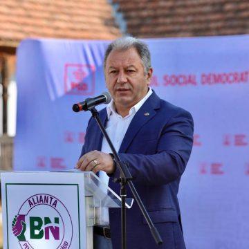 Liderul PSD, Marcel Ciolacu: Radu Moldovan este, de departe, cel mai performant preşedinte de Consiliu Judeţean al României