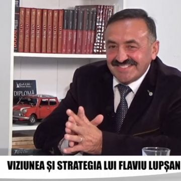 """VIDEO. Investiții de aproape 19 milioane euro, în Lunca Ilvei. Primarul Flaviu Lupșan: """"Cuvântul și onoarea, pentru mine ceva sfânt"""""""