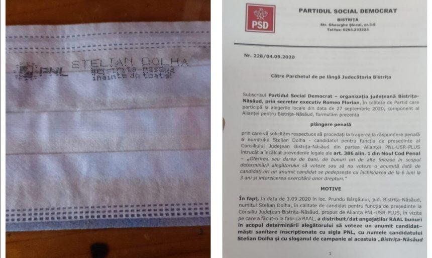 PSD i-a făcut plângere penală lui Stelian Dolha pentru mită electorală!
