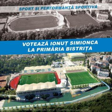"""Ionuț Simionca: Primăria va cumpăra și reabilita Stadionul """"Jean Pădureanu"""""""