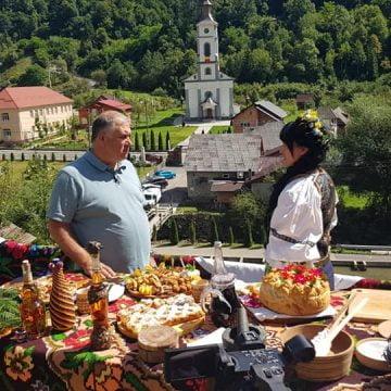 Se caută cea mai bună rețetă de mâncare tradițională…! Încă o renumită bucătăreasă din Bistrița-Năsăud, în competiție