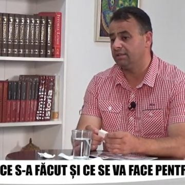 """VIDEO:  Viziune și strategie în Rodna. Valentin Grapini: """"Un om care nu se gândește la ceilalți nu are ce căuta în administrație"""""""