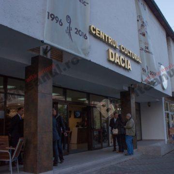 Se redeschide Cinematograful Dacia. Interzis cu băuturi și gustări la filme