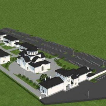 Biserica Ortodoxă începe construirea primului centru pentru orfani din județ