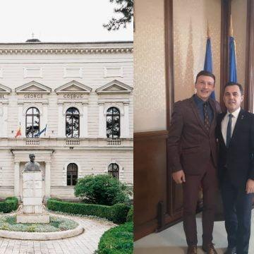 """Dorin Vlașin: Un prim demers pentru restaurarea renumelui """"Orașul Academicienilor""""! Bani pentru două unități școlare"""