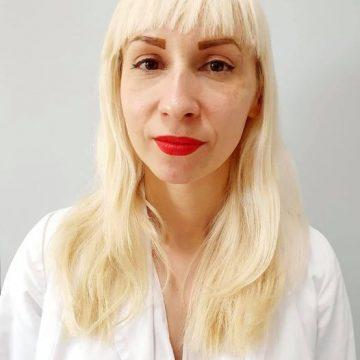 Dr. Cristina Ardelean, specialistul neurolog ce a activat în Cluj Napoca și-n Franța, se alătură echipei spitalului din Bistrița