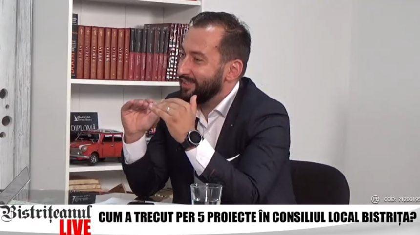 VIDEO: Se spune că partidele mici nu își impun proiectele în Consiliul Local. Fals! Ecologiștii au bifat 10 proiecte în ultimii patru ani