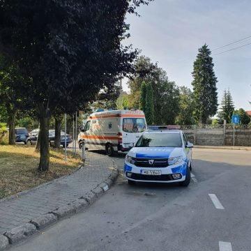 Moarte…stupidă, într-un bloc din Bistrița