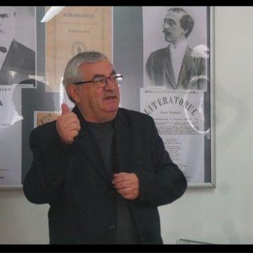 DOLIU, în lumea scriitorilor din Bistrița: S-a stins din viață criticul și istoricul Andrei Moldovan