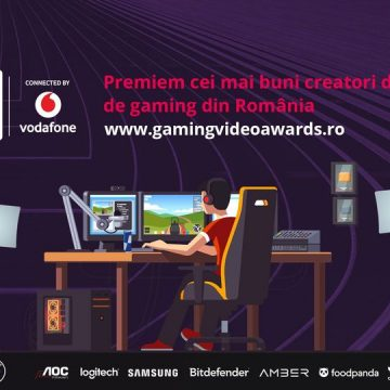 Gameri din Bistrița-Năsăud, acum aveți ocazia să vă spuneți părerea! La Gaming Video Awards